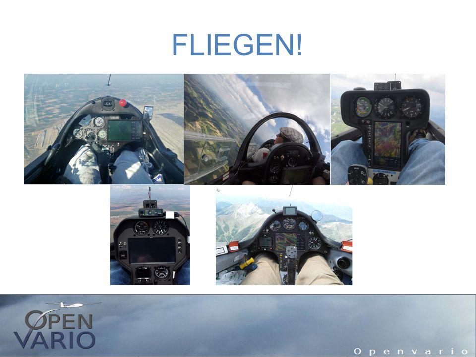 FLIEGEN!