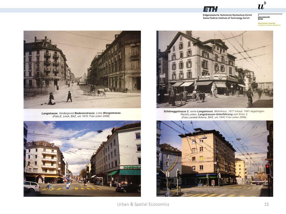 Urban & Spatial Economics15
