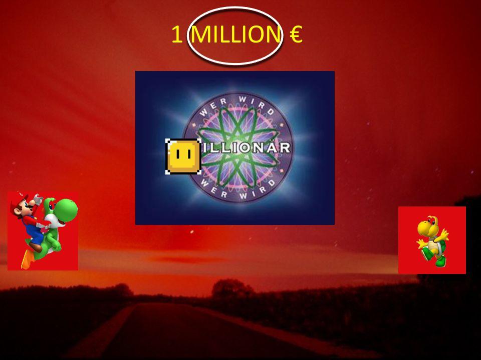 1 MILLION €