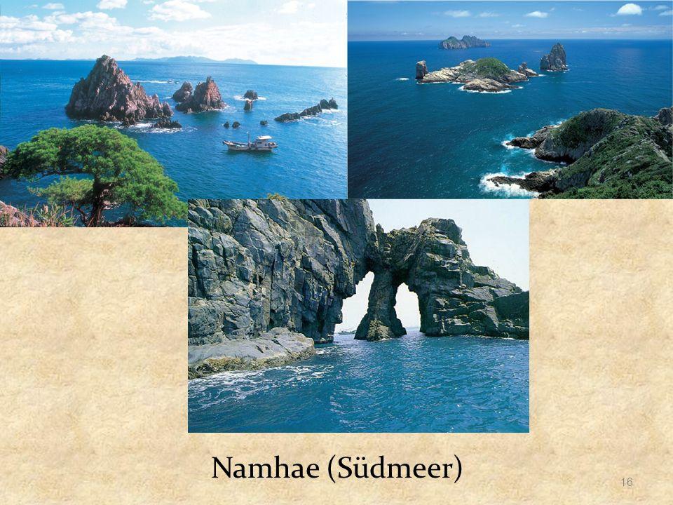 Namhae (Südmeer) 16