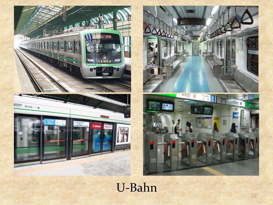 U-Bahn 22