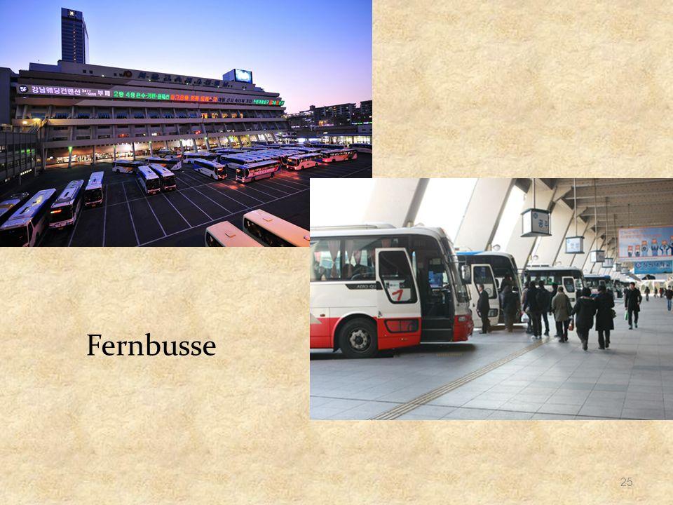 Fernbusse 25