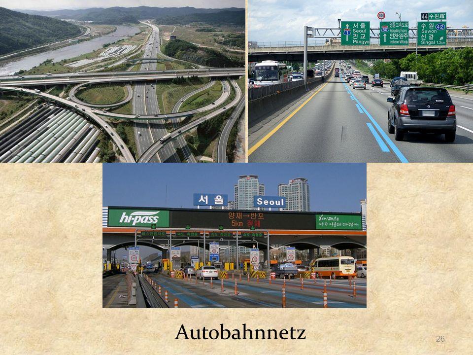 Autobahnnetz 26