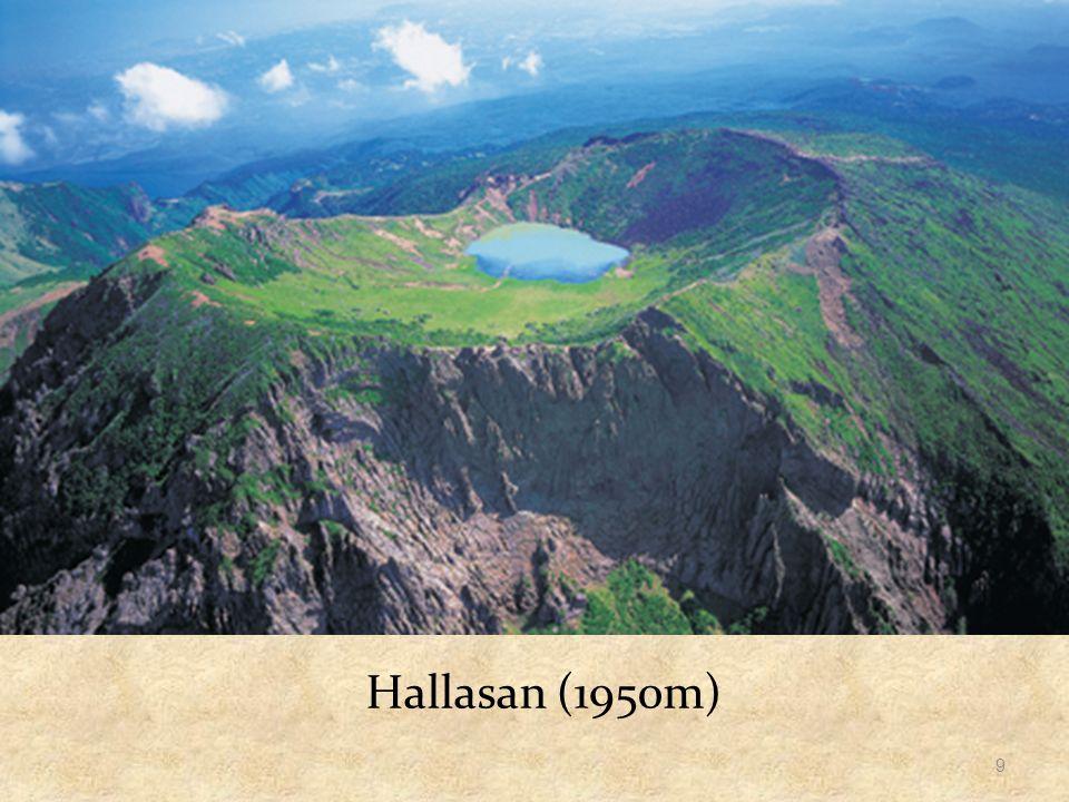 Hallasan (1950m) 9