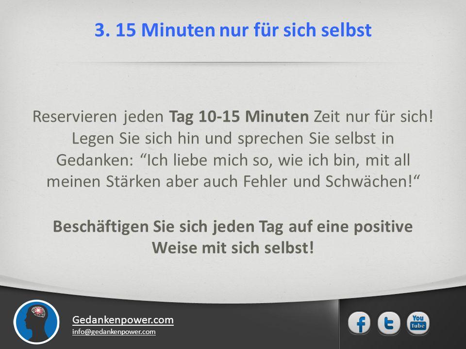 Gedankenpower.com info@gedankenpower.com 3.
