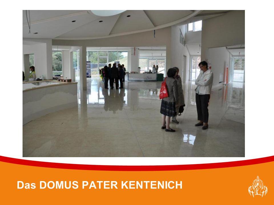 Textmasterformate durch Klicken bearbeiten 24 Das DOMUS PATER KENTENICH