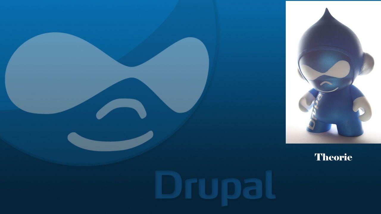 Was ist Drupal.