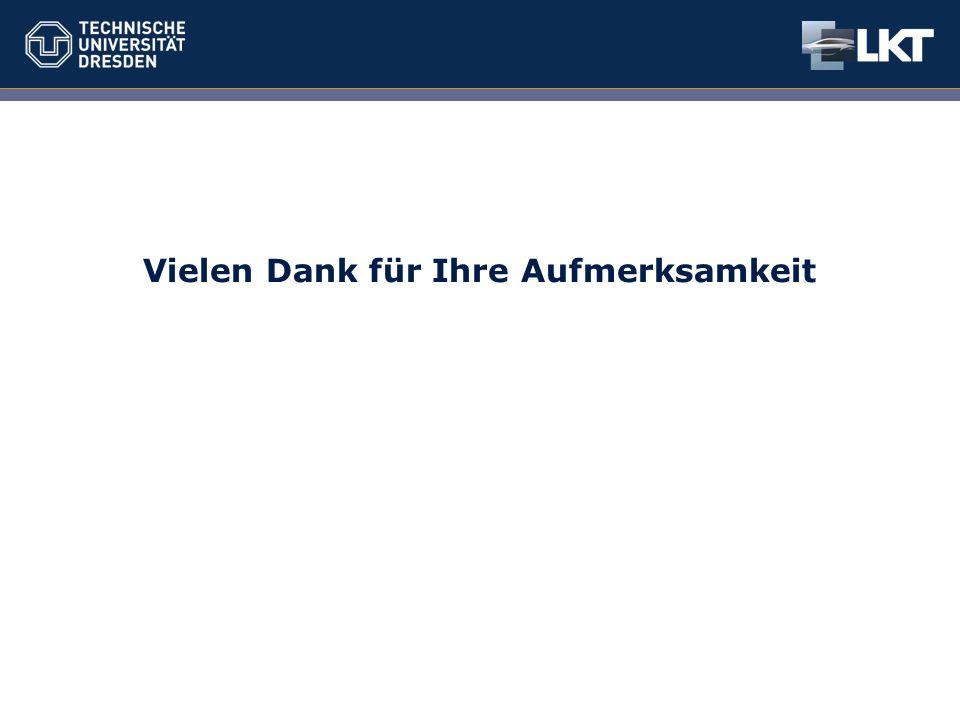 Dresden, den 09.10.2014 Kurztitel – Max Mustermann8 Vielen Dank für Ihre Aufmerksamkeit