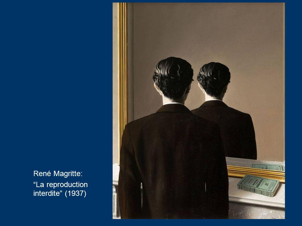 """René Magritte: """"La reproduction interdite"""" (1937)"""