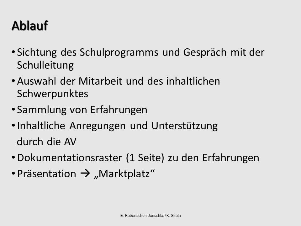 E.Rubenschuh-Jenschke / K.