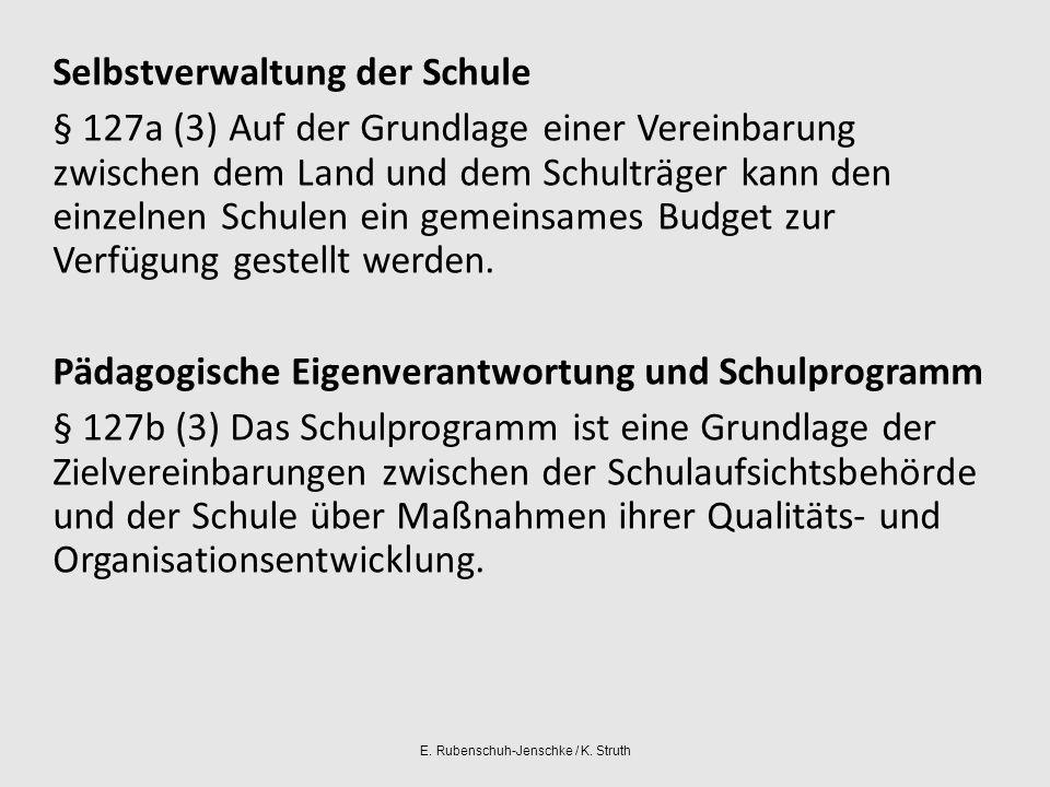 E. Rubenschuh-Jenschke / K.