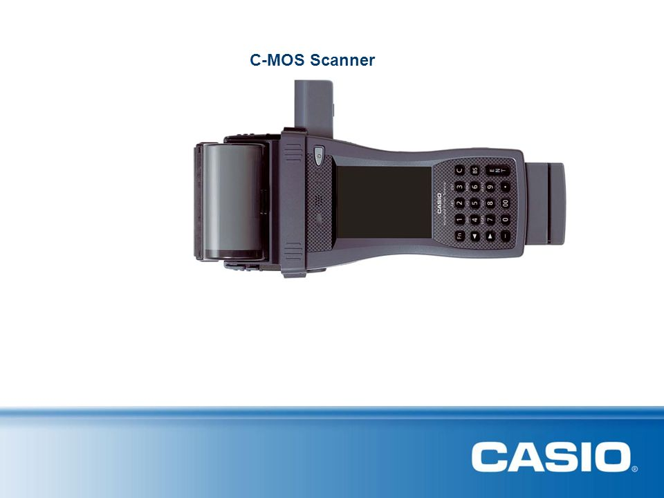 C-MOS Scanner