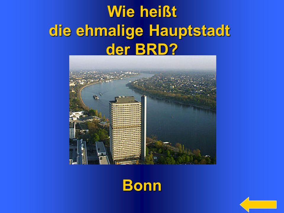 5 Wo liegt Berlin ? An der An der Spree Spree