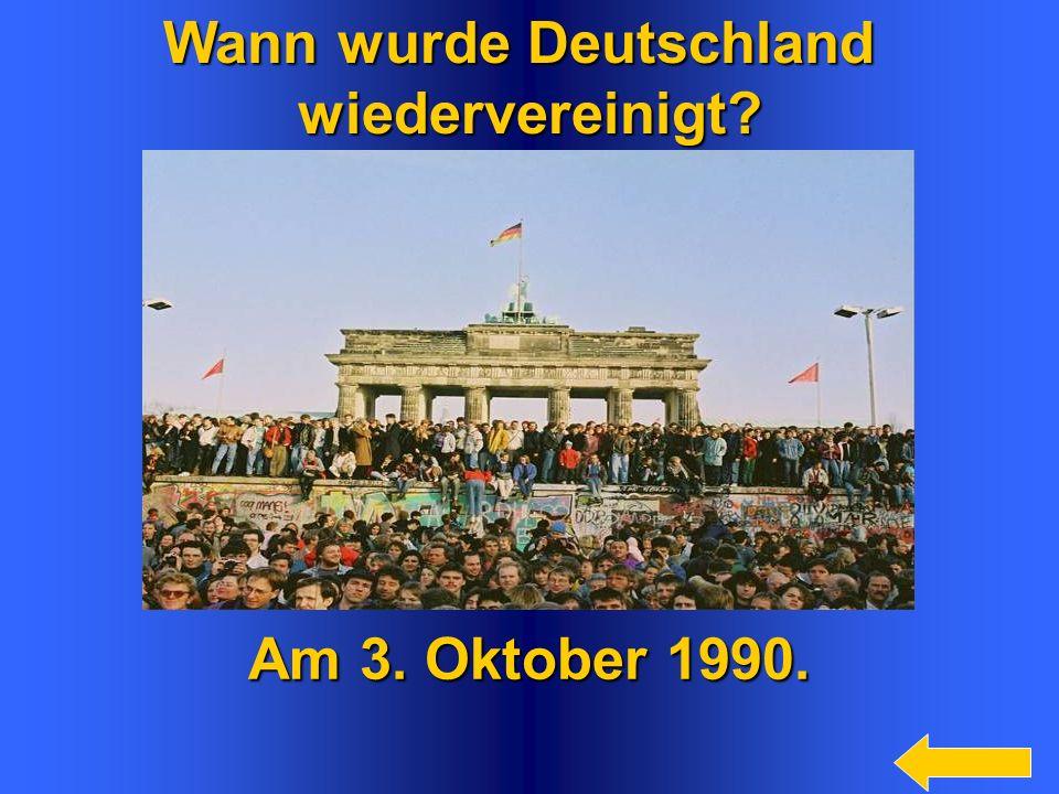 6 Wie heißt die ehmalige Hauptstadt der BRD? Bonn