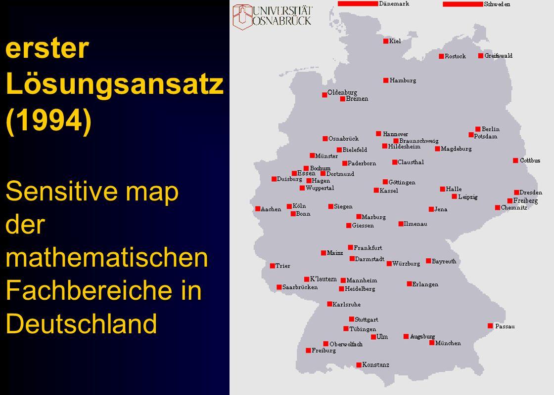 28.05.01Oldenburg55 XIRQL: Datentypen mit vagen Prädikaten  Erweiterbare Typhierarchie Personennamen, Klassifikation, Text - Englisch/Deutsch  Menge vager Prädikate für jeden Datentyp  Datentypen definiert in erweiterter DTD