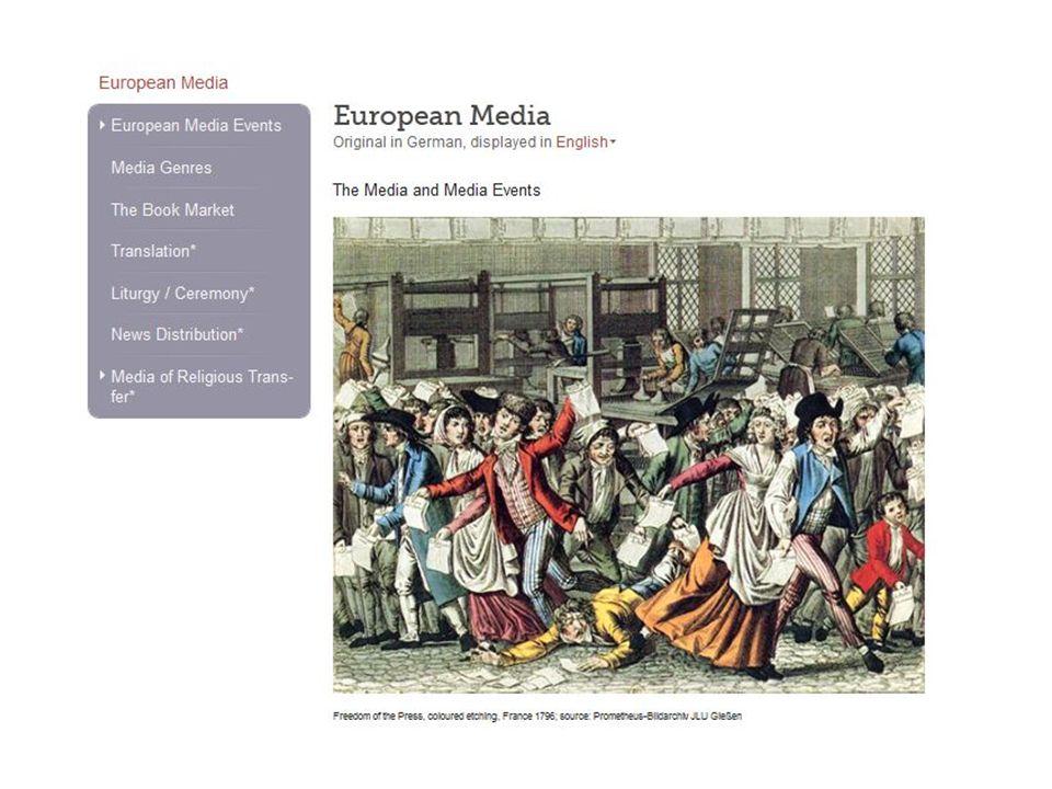EGO | European History Online www.ieg-ego.eu QUALITY CONTROL, LEGAL QUESTIONS AND SUSTAINABILITY
