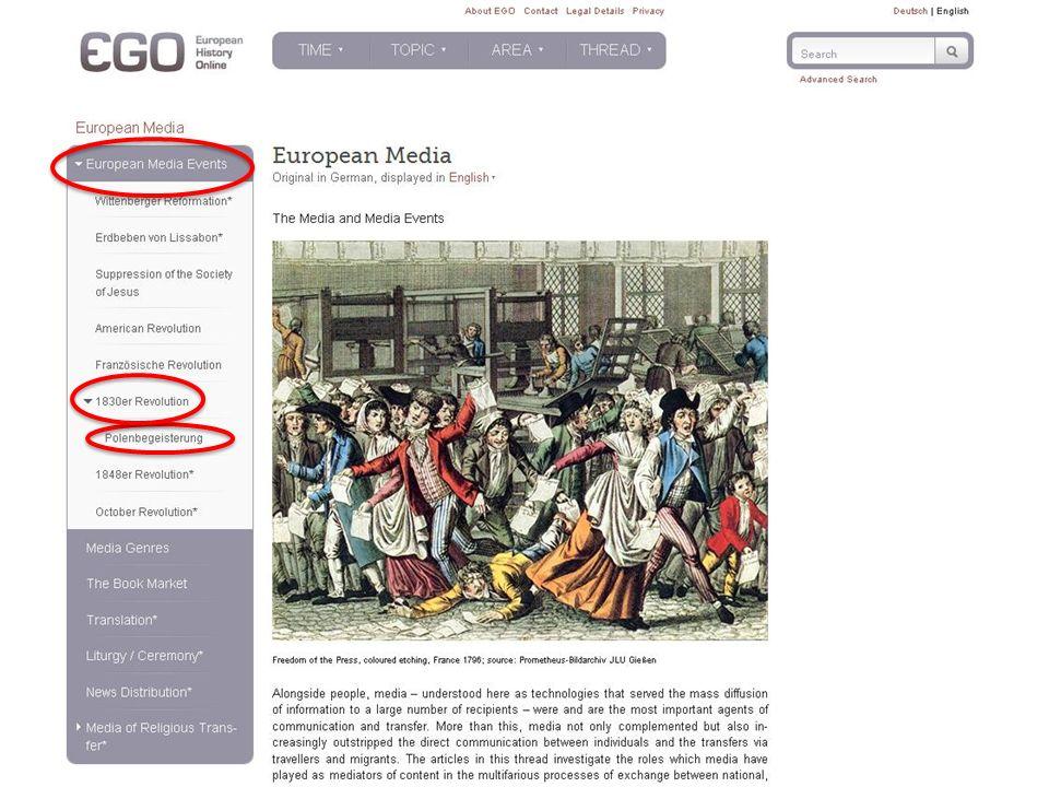 Prof.Dr. Irene Dingel EGO  Europäische Geschichte Online Prof.