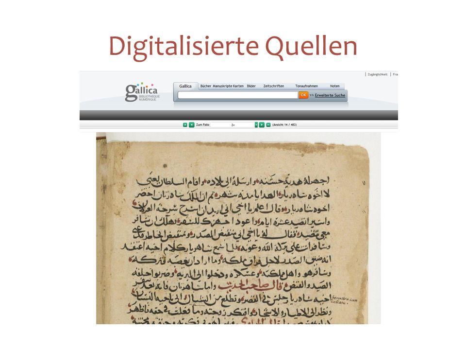 Digitalisierte Quellen 8