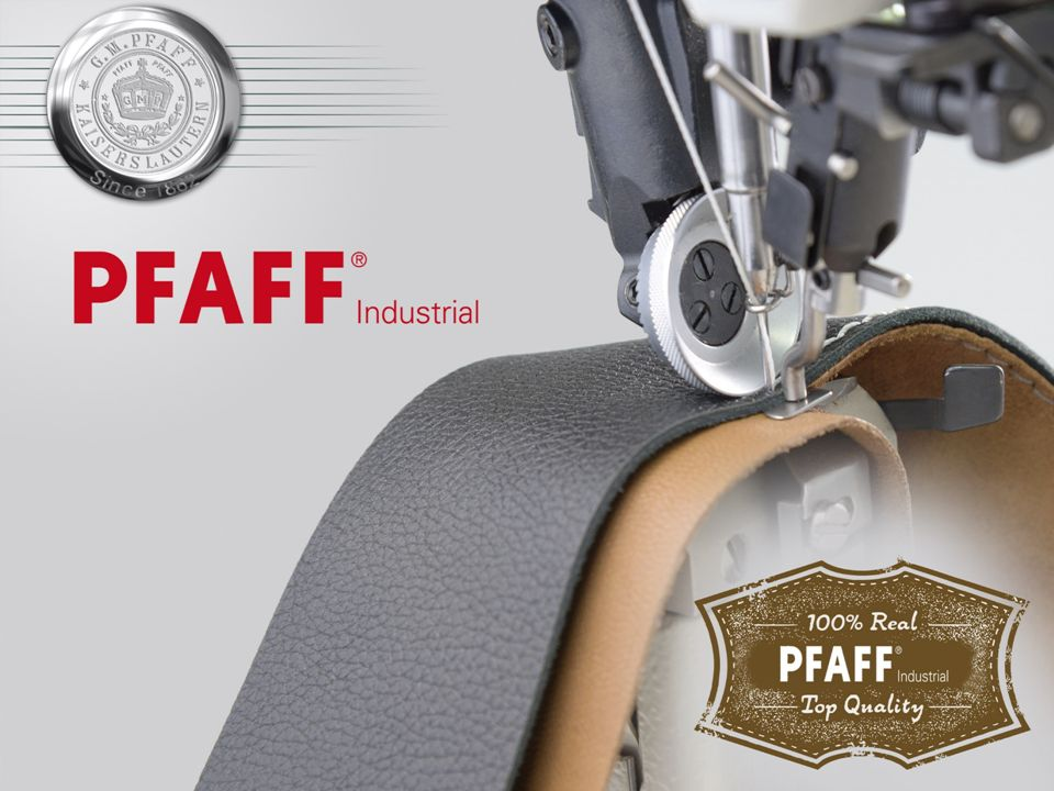 Copyright PFAFF INDUSTRIAL