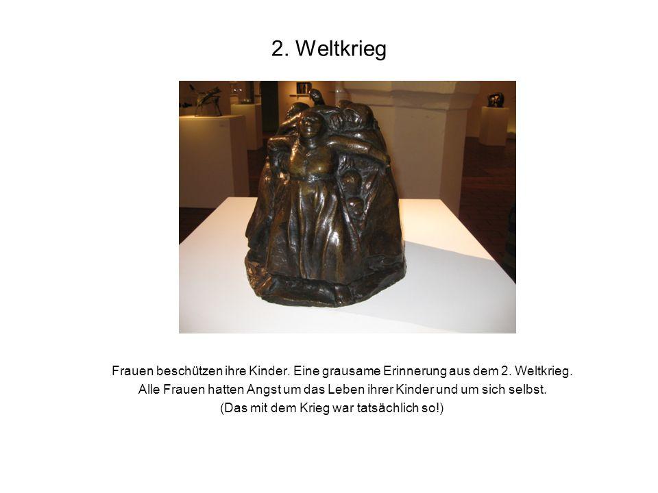 Verbotene Skulpturen Die Kriegsführer im 2.