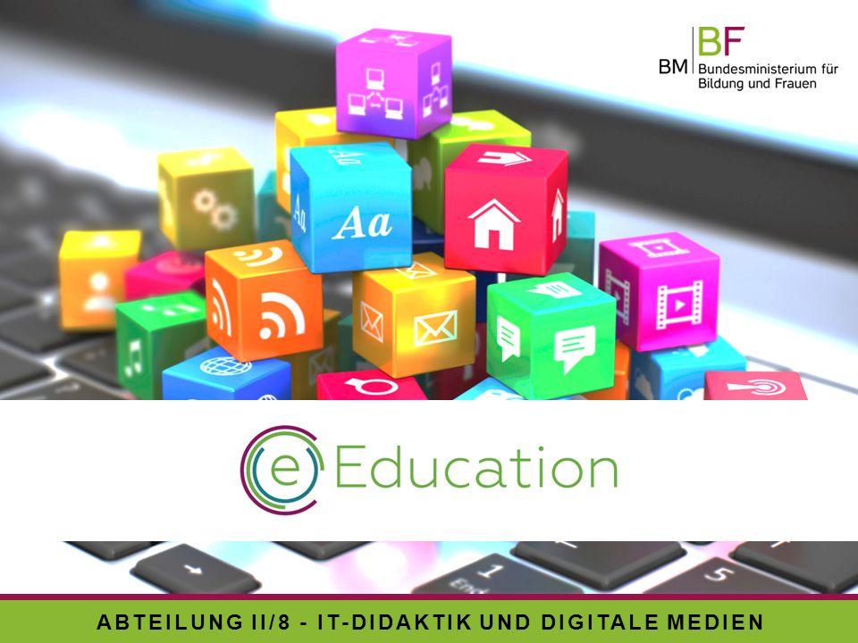 Strategisches Ziel 2 fördert die Verbreitung, Intensivierung und Qualitäts- sicherung von digital-inkludierter Fachdidaktik sowie informatischer Bildung sowie den verlässlichen Erwerb digitaler Kompetenzen einschließlich ergänzender E-Learning-Aktivitäten teilnehmender Schulstandorte im gesamten Bundesgebiet mit nachhaltiger Wirkung.