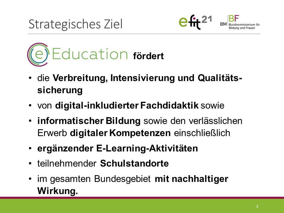 """Motto 3 """"Digitale Bildung für alle. Eltern Lehrende Schüler/ innen"""