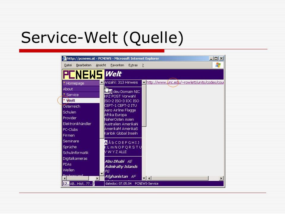 Service-Welt (Quelle)