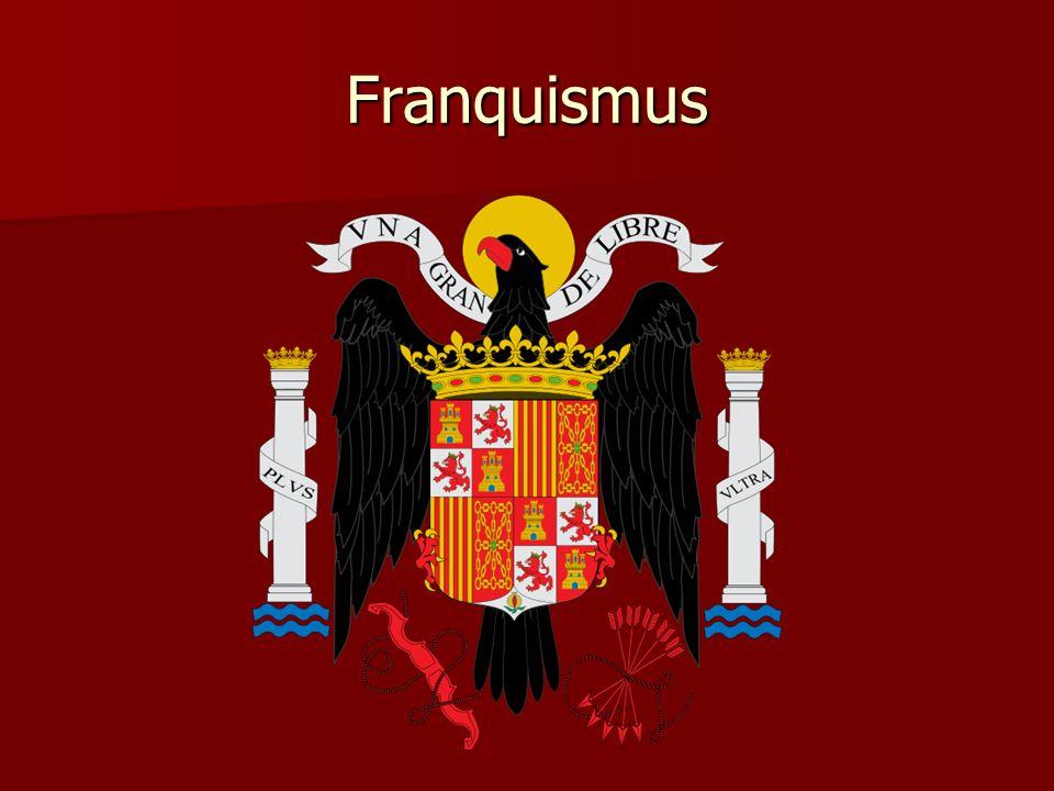 Franquismus