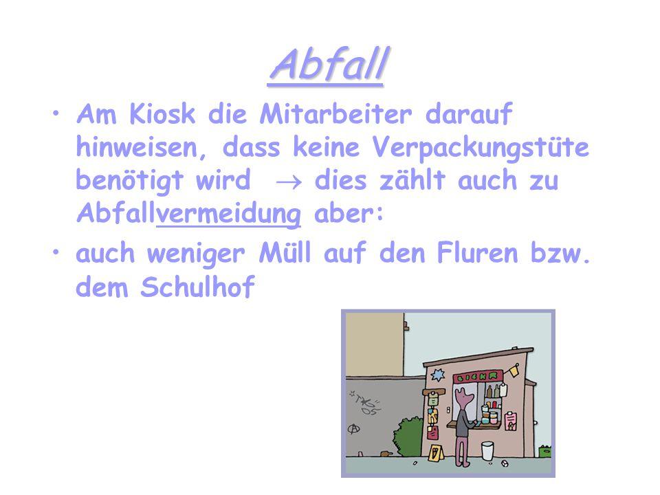 ABFALL & REINIGUNG