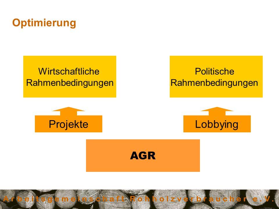 Arbeitsgemeinschaft Rohholzverbraucher e.V.