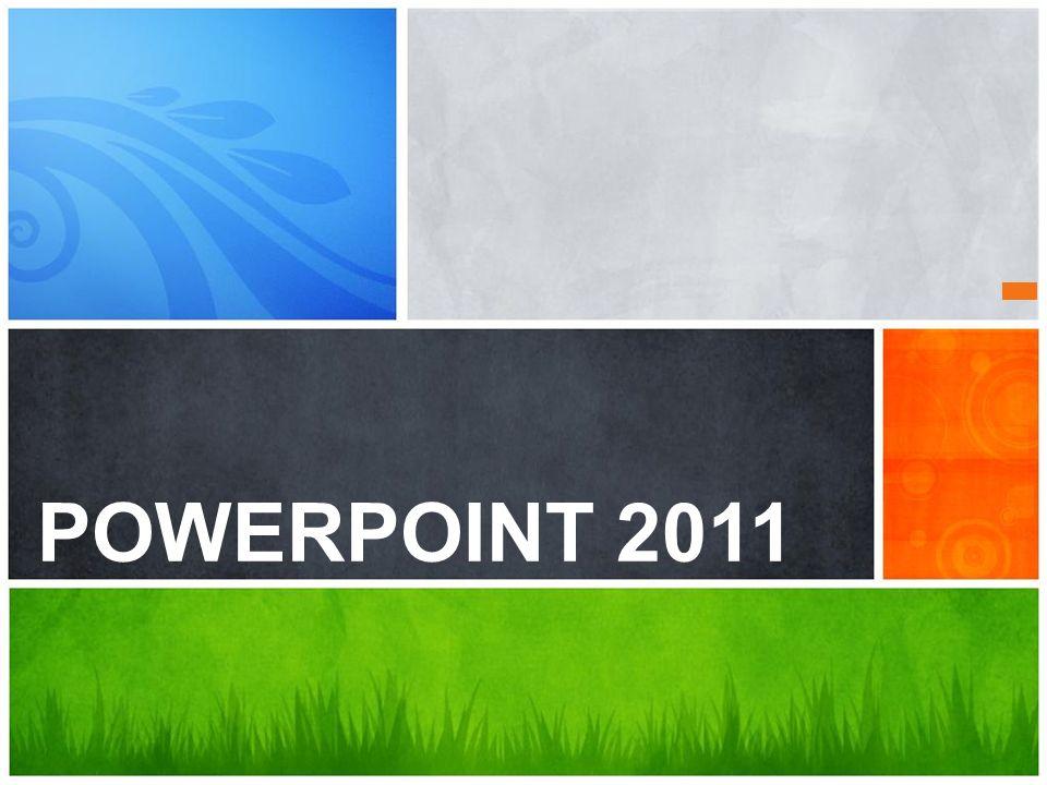 Wie lautet Ihre Botschaft POWERPOINT 2011
