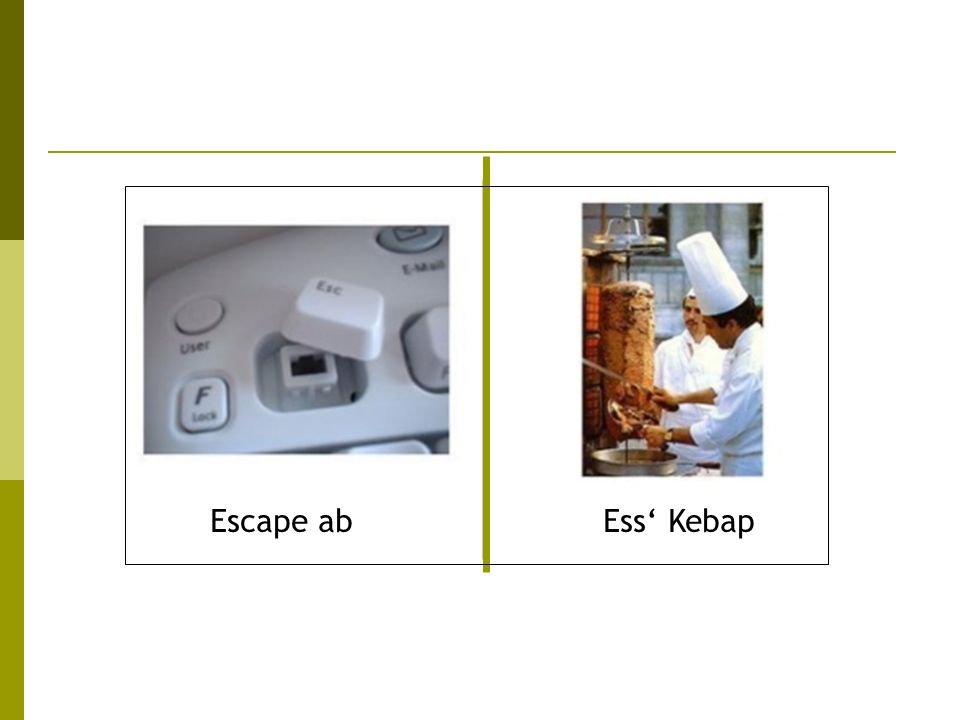 Escape abEss' Kebap