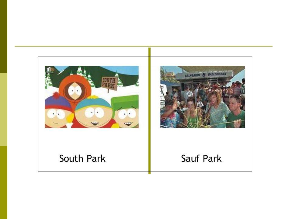 South ParkSauf Park