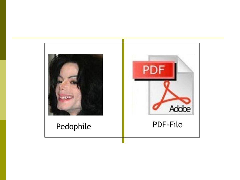 Pedophile PDF-File