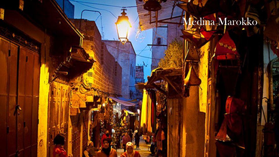 Medina von Tetouan Marokko