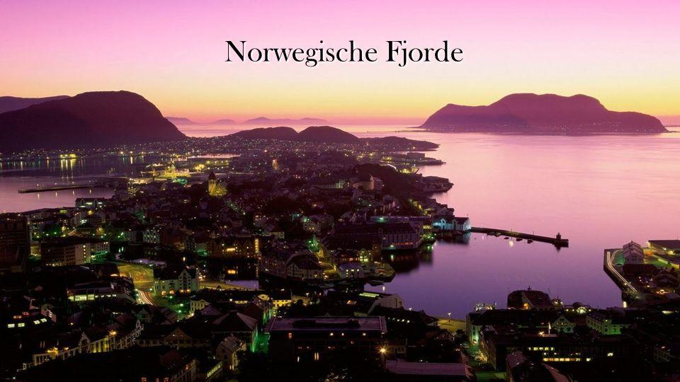 Norwegische Fjorde Norwegische Fjorde