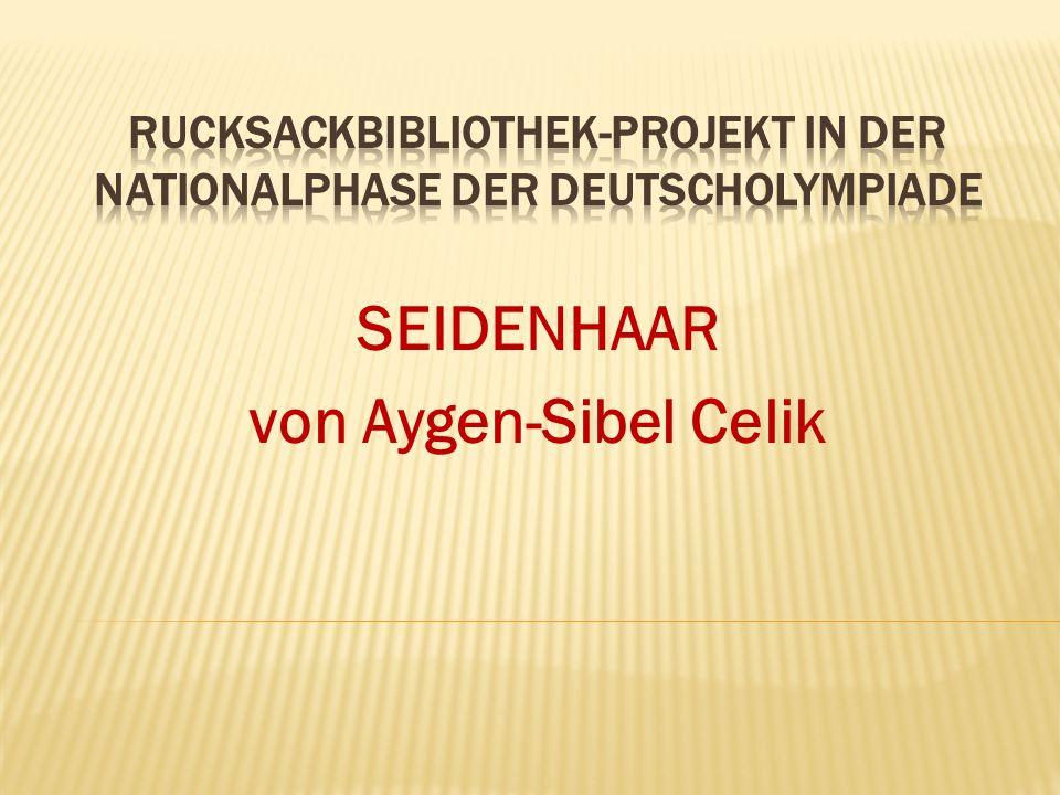  Die Rucksackbibliothek ist ein Projekt, das sich gezielt an LehrerInnen wendet, die Deutsch als Fremdsprache unterrichten.