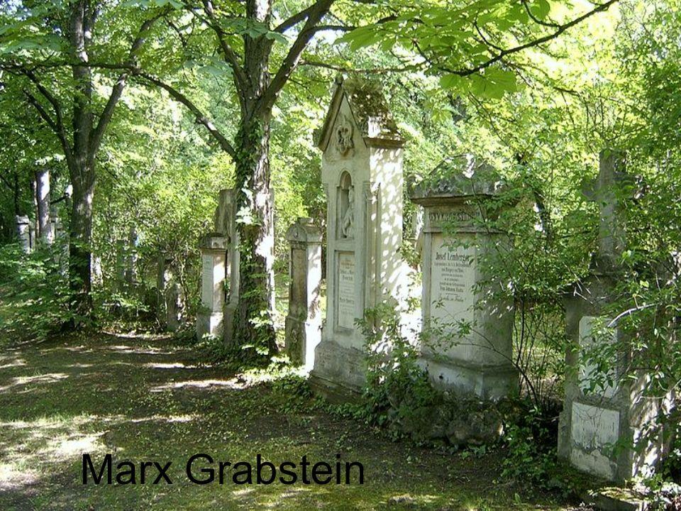 Marx Grabstein