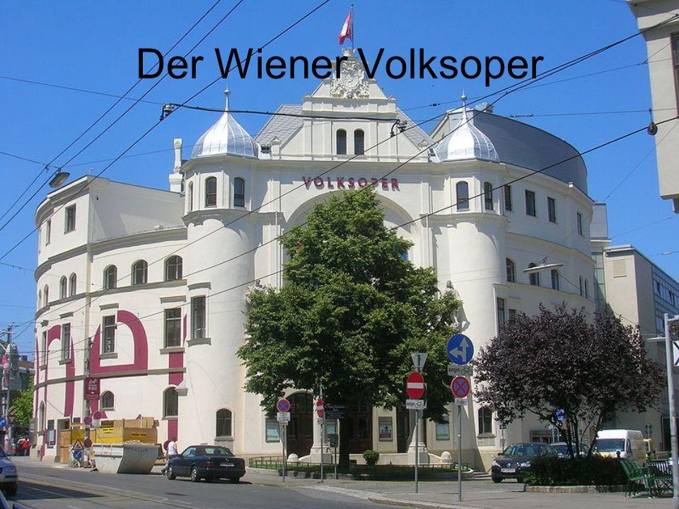 Der Wiener Volksoper