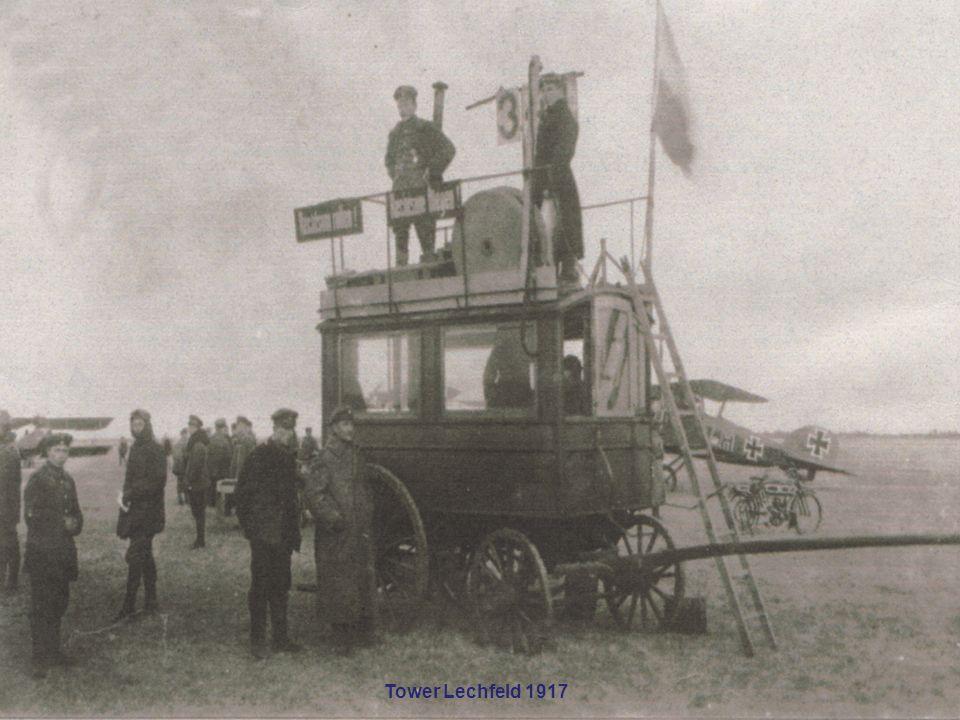 Amt für Flugsicherung der Bundeswehr Tower Lechfeld 1917
