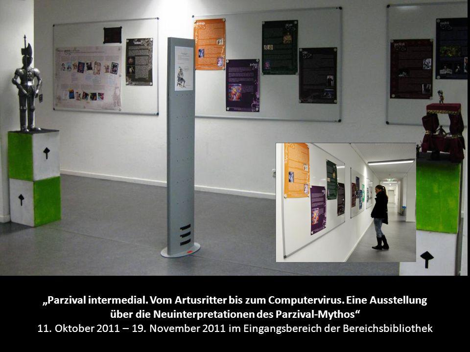 """""""Parzival intermedial. Vom Artusritter bis zum Computervirus."""