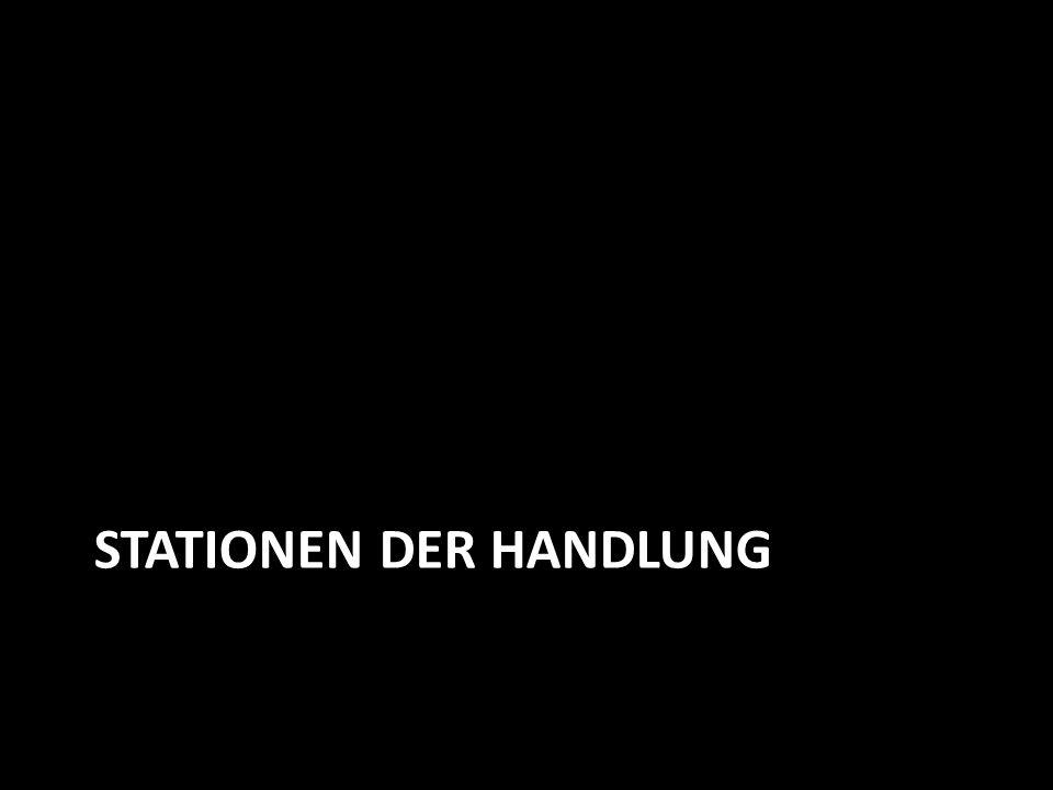 STATIONEN DER HANDLUNG