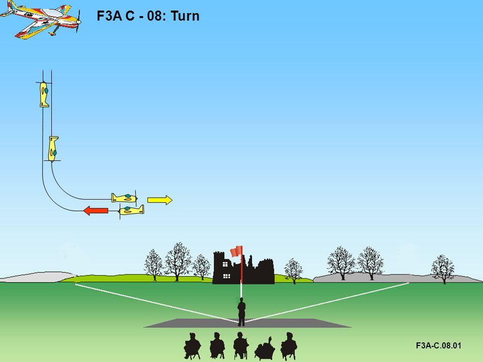 F3A C - 08: Turn F3A-C.08.01