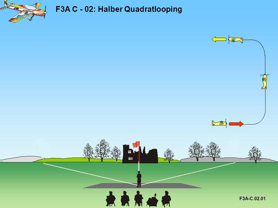 F3A C - 02: Halber Quadratlooping F3A-C.02.01