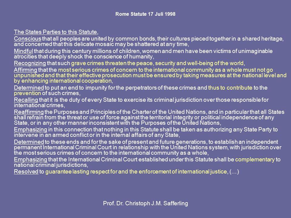 Prof. Dr. Christoph J.M.