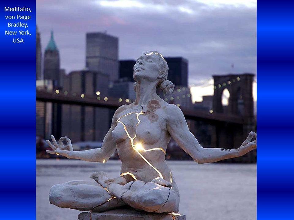 Die Vaartkapoen ist eine Skulptur von Tom Frantzen, Brüssel Belgien