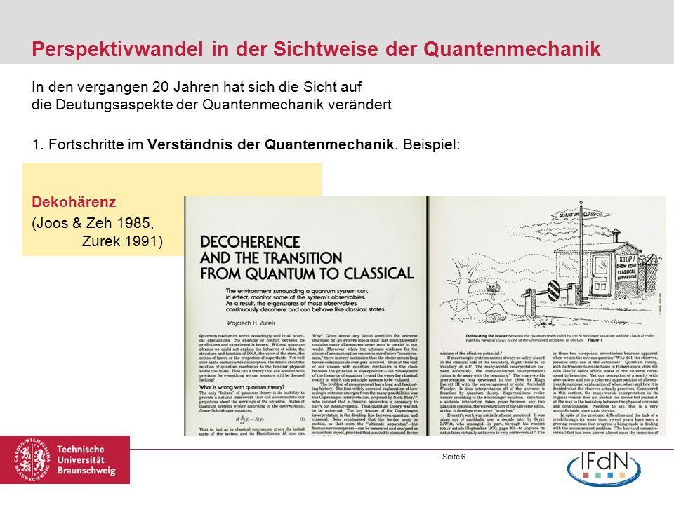 Seite 37 milq – empirische Ergebnisse Empirische Untersuchungen (Müller 2002) zum Lernerfolg mit Schüler/inne/n der Jgst.