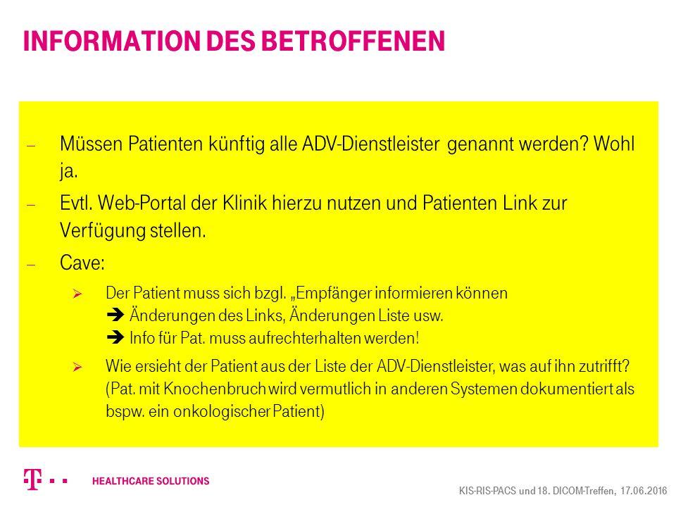 Information des Betroffenen  Art. 13 (= Informationspflicht bei Erhebung der Daten bei der betroffenen Person) Werden personenbezogene Daten bei der