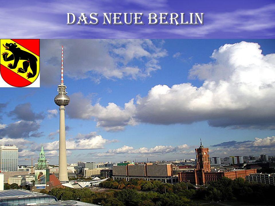 Branderburger Tor.Das neue Berlin präsentiert sich seinen Besuchern wieder als eine offene Stadt.