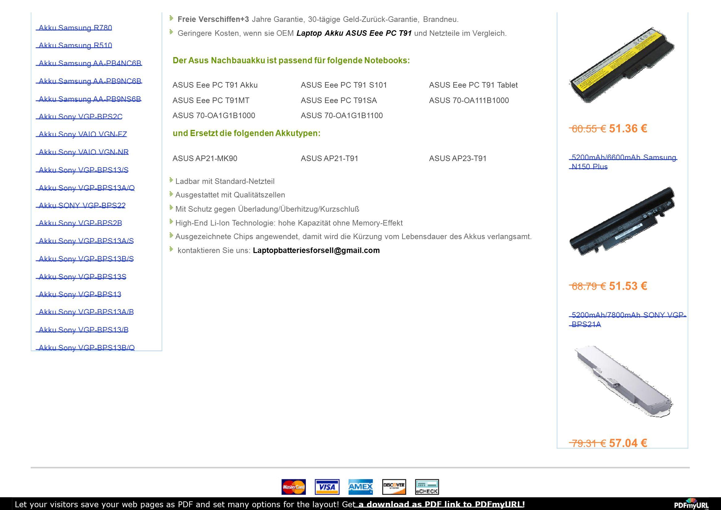 ACER | ASUS | HP | FUJITSU | DELL | LENOVO | SAMSUNG | TOSHIBA | SONY | APPLE Logos und Markenzeichen sind Eigentum ihrer jeweiligen Besitzer Copyright © 2009-2015 www.newakkus.com Alle Rechte vorbehalten.